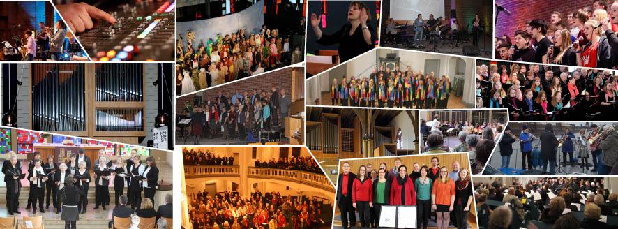 Kirchenmusik in Duisburg